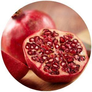 granátové jablko pro podporu libida