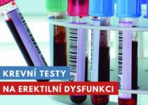 krevní testy na erektilní dysfunkci