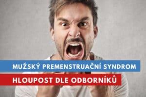 mužský premenstruaćní syndrom