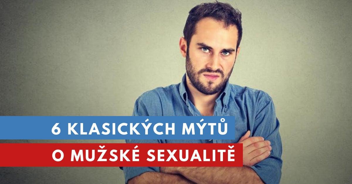 mýty o mužské sexualitě