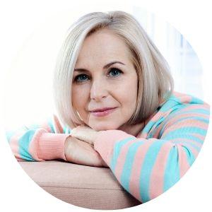 zmírnění nepříjemných příznaků menopauzy