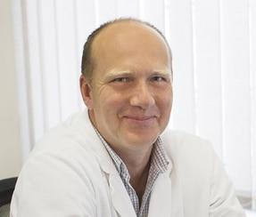 MUDr. Josef Stolz, primář Urologické kliniky UroKlinikum