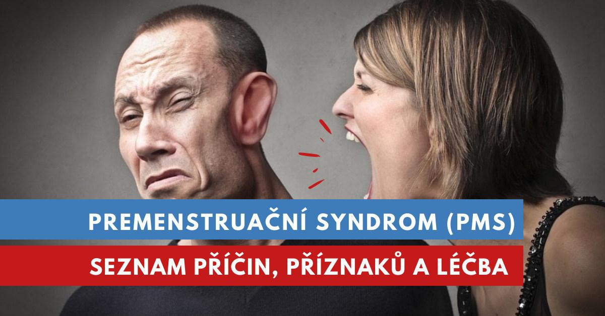 premenstruační syndrom PMS