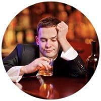 alkohol, příčina oslabeného libida u muže