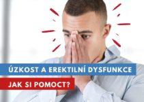 erektilní dysfunkce a úzkost