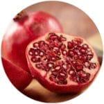 granátové jablko, ženské afrodiziakum
