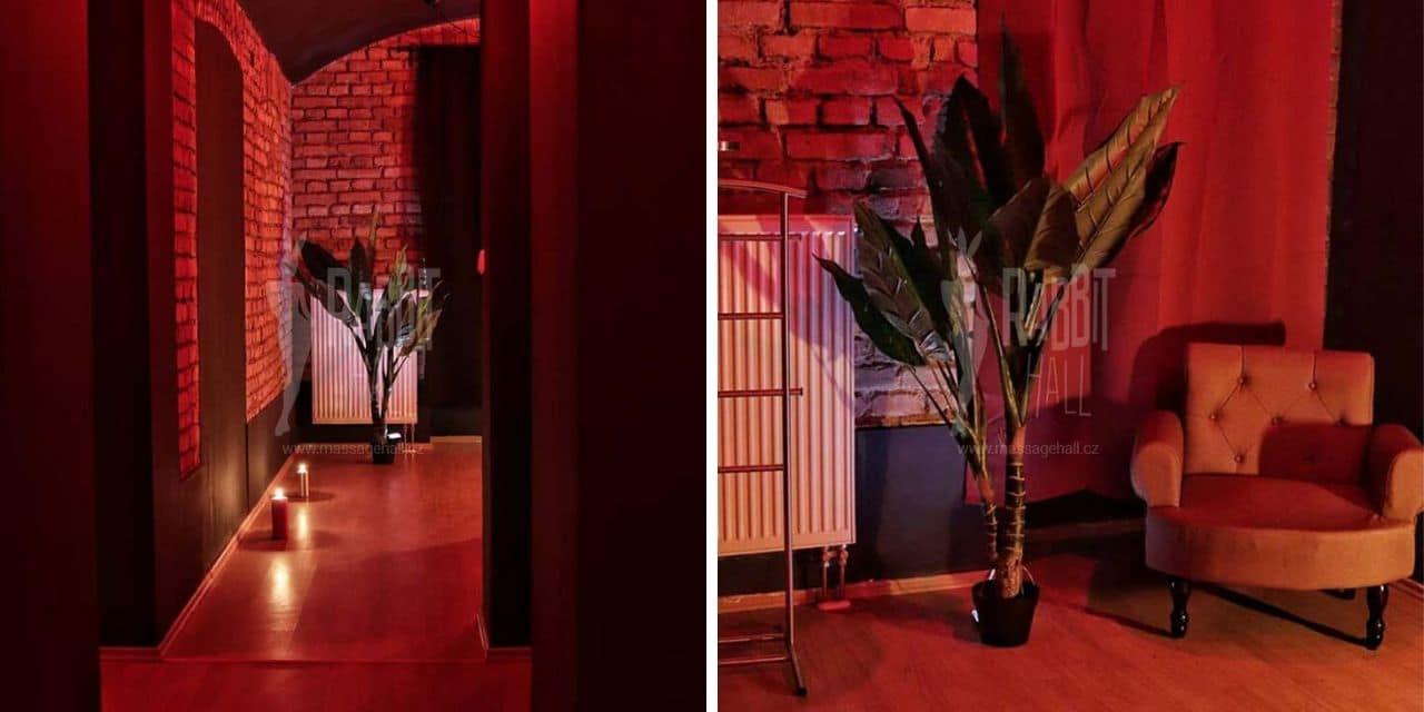 erotický masážní salon Massage Hall