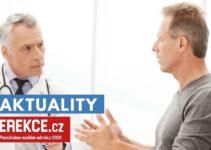 jak mluvit s lékařem o erektilní dysfunkci?