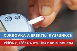 cukrovka a erektilní dysfunkce
