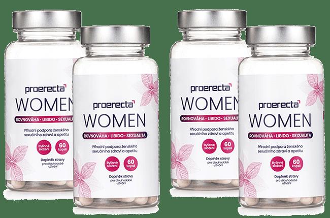 Proerecta WOMEN 4 balení