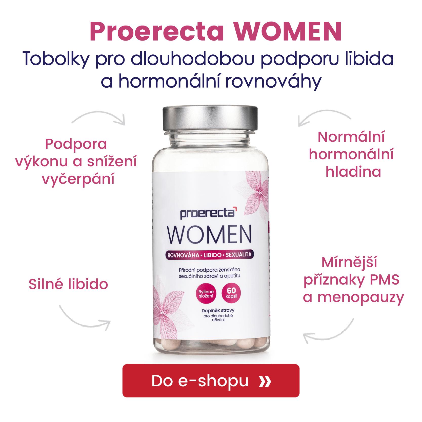 Proerecta WOMEN koupit