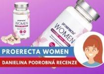 recenze Proerecta WOMEN