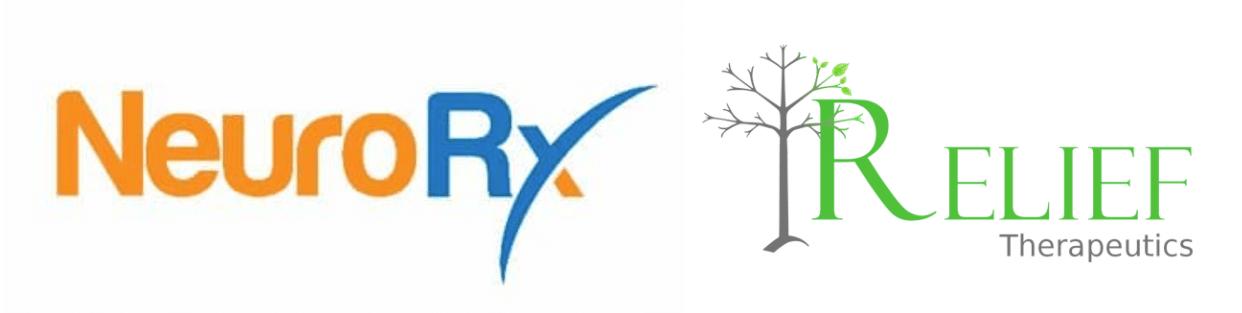 Relief Therapeutics, Neurorx