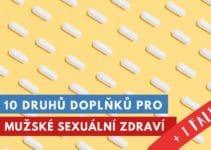 doplňky pro mužské sexuální zdraví