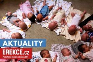 globální pokles porodnosti