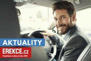 jízda autem a erekce