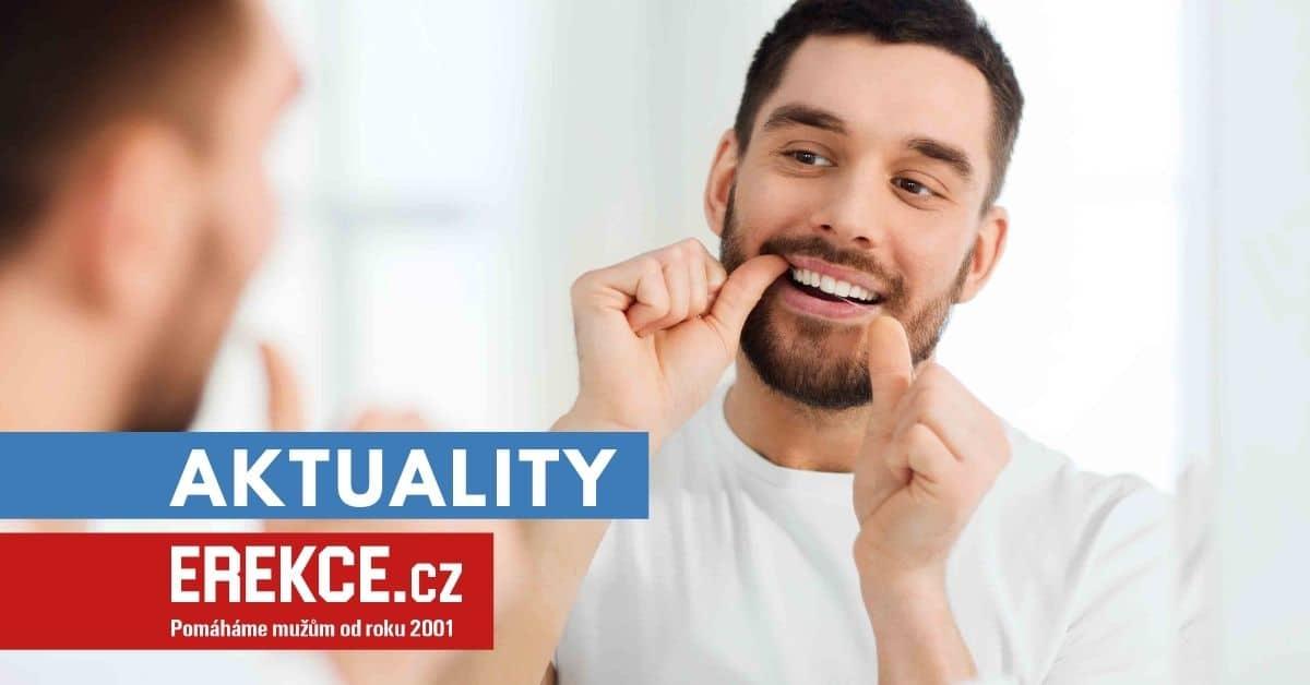 zuby a erektilní dysfunkce