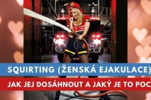 squirting, ženská ejakulace