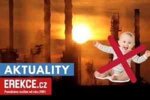 globální oteplování snižuje mužskou plodnost