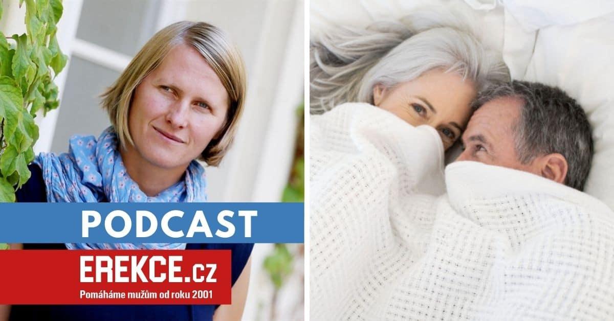 podcast psycholožka Anna Ševčíková