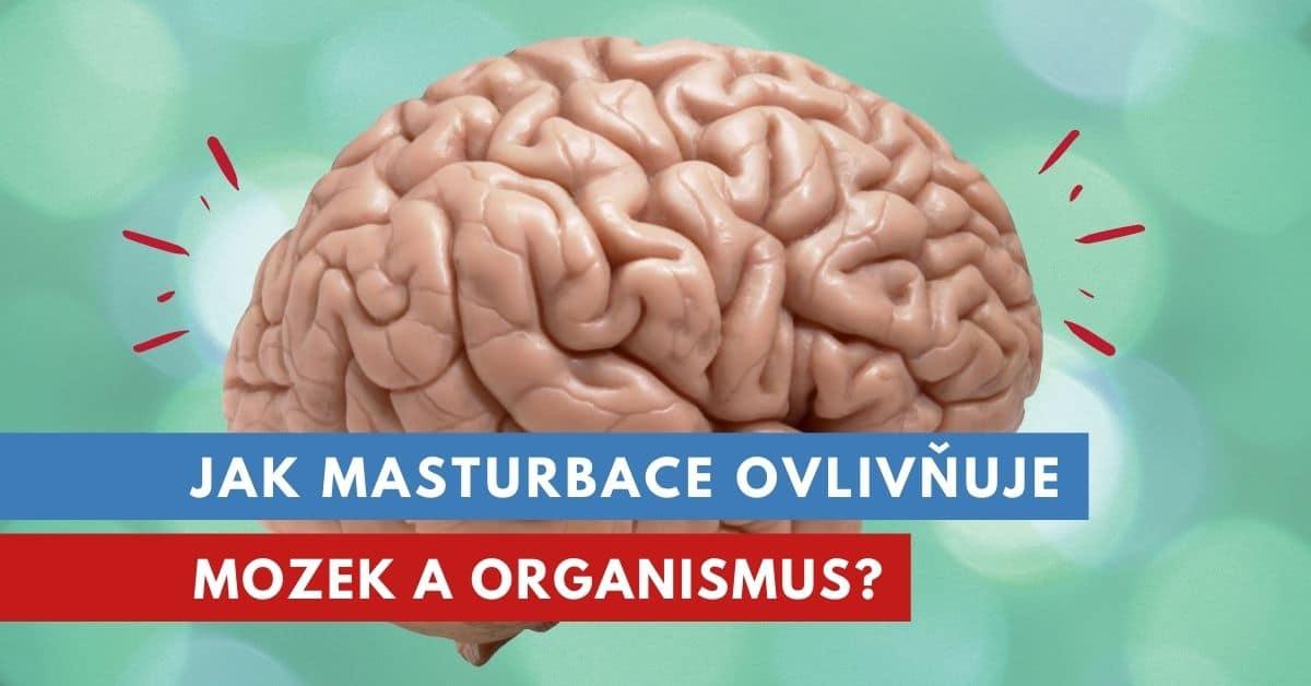 prospěšné účinky masturbace