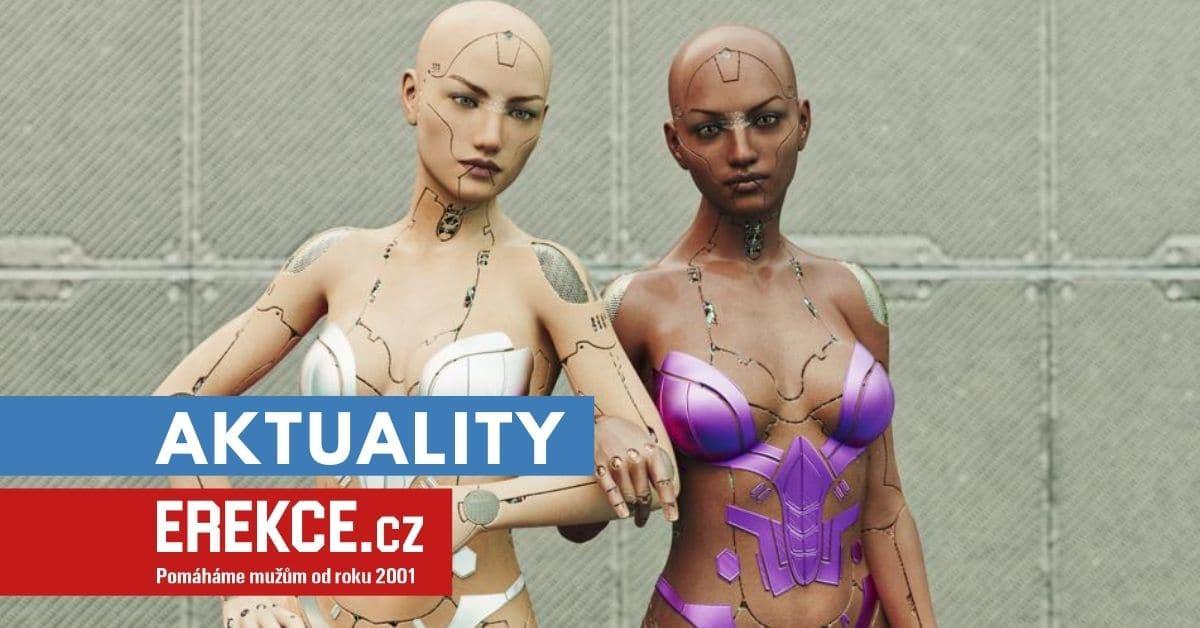 sexuální roboti