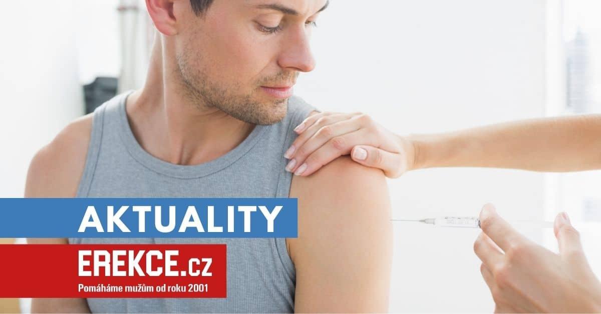 antikoncepční injekce pro muže