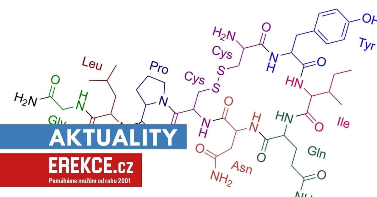 umělý hormon lásky oxytocin