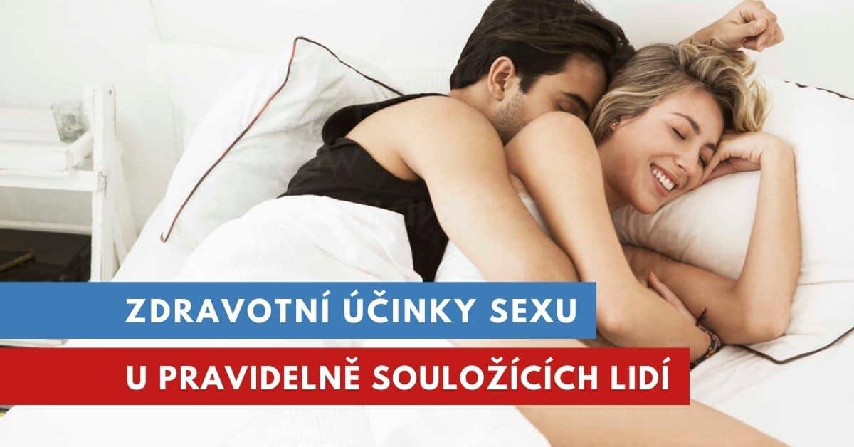 zdravotní účinky sexu