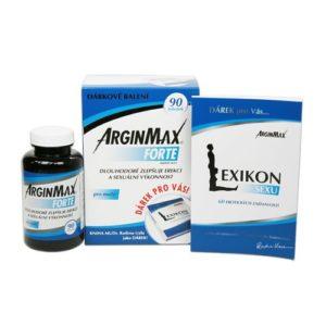 ArginMax Forte, balení