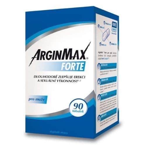 ArginMax Forte pro podporu erekce