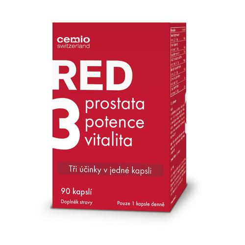 Cemio Red 3