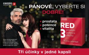 Red 3, účinky