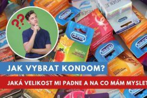 velikosti kondomů
